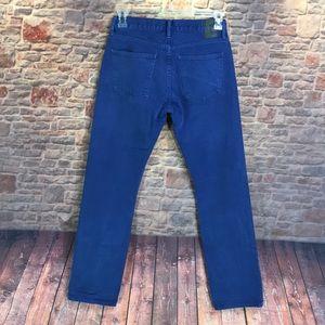 💸Men's GAP 1969 Slim royal blue jean size 29